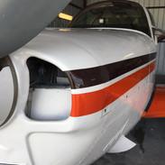 BONANZA AIRCRAFT PAINT TOUCH UP