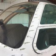 BONANZA AIRCRAFT PAINT TOUCH UP REPAIR