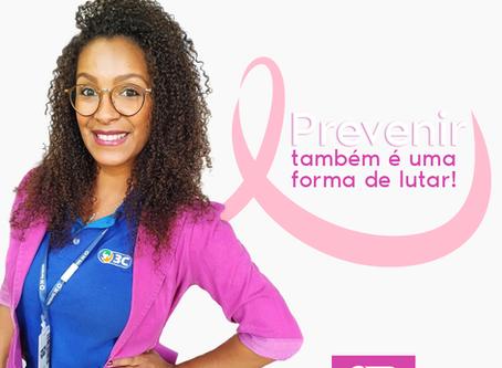 Câncer de mama: faça mais que o autoexame!