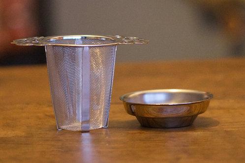 Filtre métalique universel pour mug