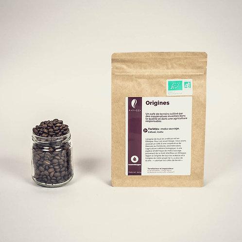 Origine - Assemblage - Café en grains