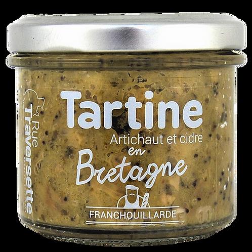 En Bretagne - Artichaut et cidre