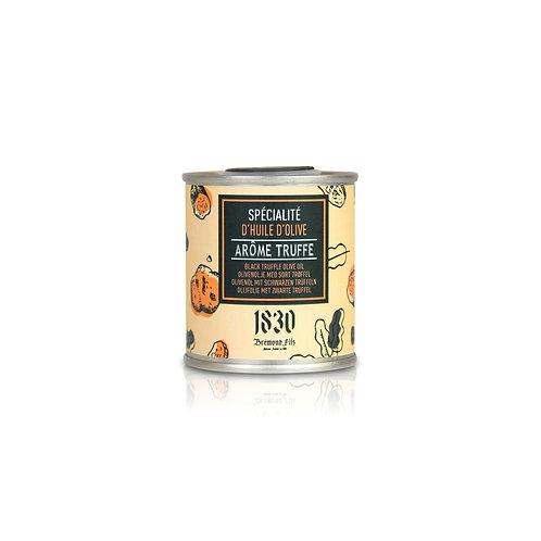 Huile d'olive vierge extra aromatisée à la truffe noire - 100ml