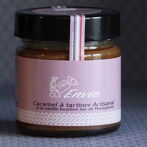caramel à tartiner à la vanille