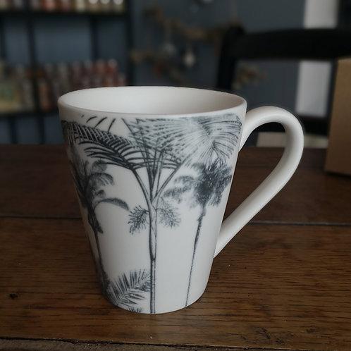 Mug palmiers