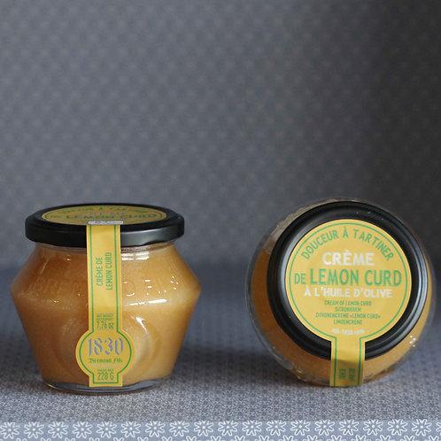 Crème de lemon curd