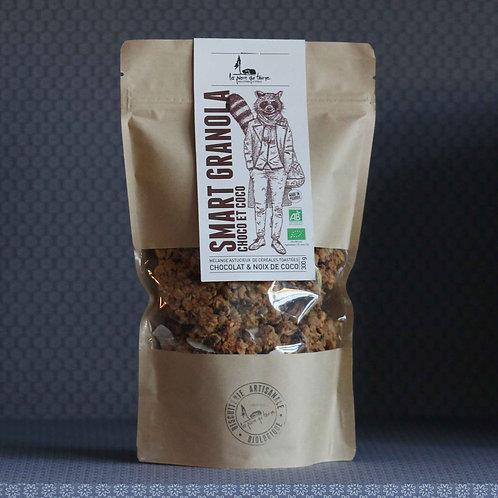 granola choco coco