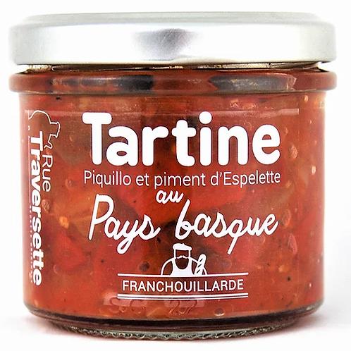 Pays basque - Piquillo et piment d'Espelette