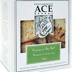 Best Before ~Ace Baguette Crisps