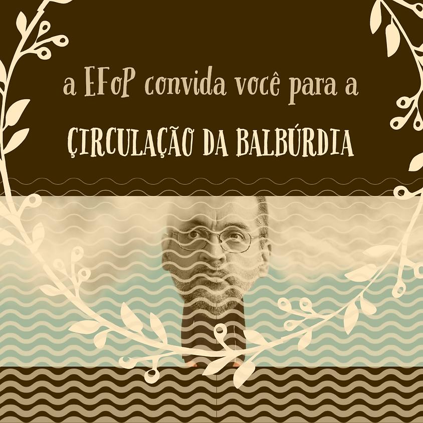 Circulação da Balbúrdia - João Gabriel Almeida
