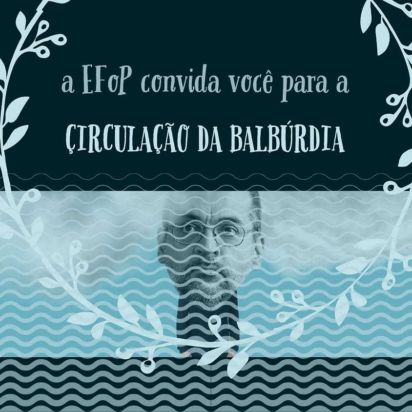 Circulação da Balbúrdia - Renato Ramos Milis