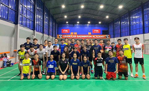 Voltex Badminton Academy