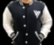 Voltex Varsity Jacket