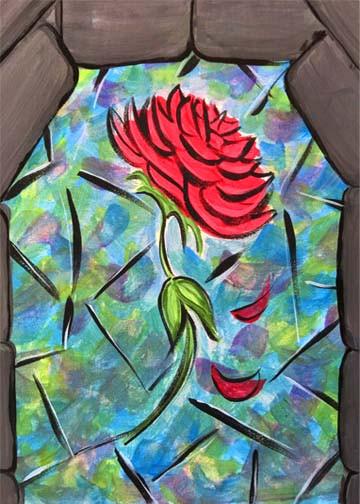 Beasts Rose