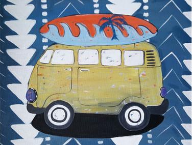 Beach Day Bus