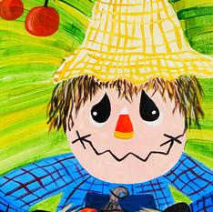 Stitches the Scarecrow