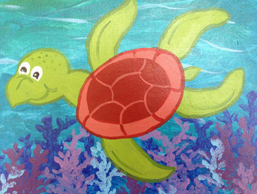 Marley's Turtle