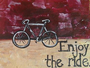 Lifes A Trip Enjoy The Ride