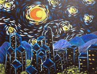 Denver Starry Night