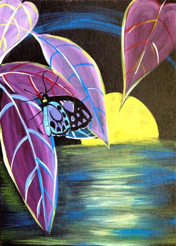 Butterfly Pond