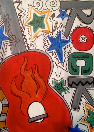 Rockin Doodle