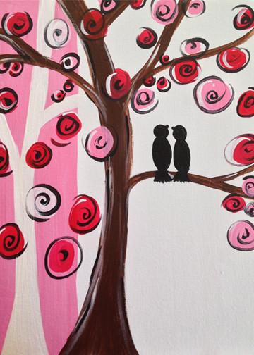 Whimsy Cherry Blossom