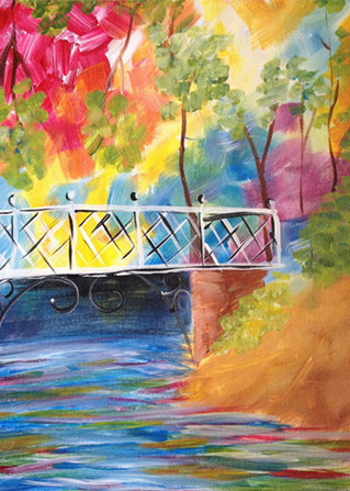 Bridge Over Colored Waters