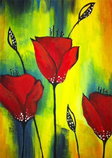 Shirins Tulips