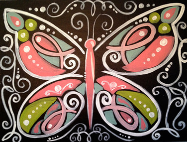 Butterfly For Hope