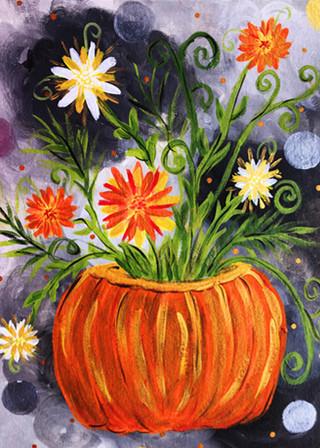 Mumsy Pumpkin