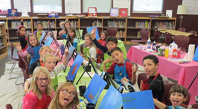 Create In The Classroom after school art enrichment program for schools