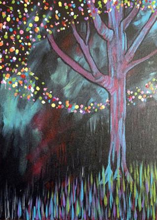Color Pop Tree