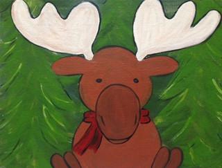 My Friend Moose