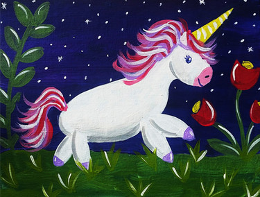 Dancing Unicorn