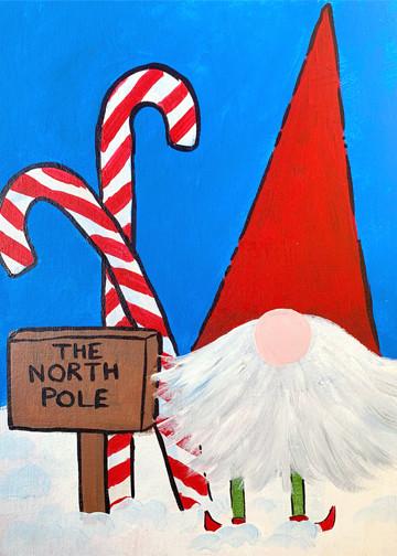 The Gnome Pole