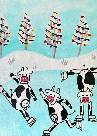 Cow Capades