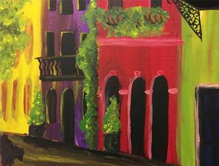 Colorful Palazzo