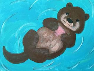 Ollie Otter