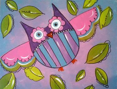 Owl Doodle