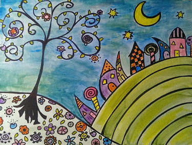 Doodle Night