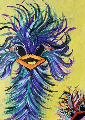 Kids n Canvas | Mobile Paint Party | Gallery On The Go