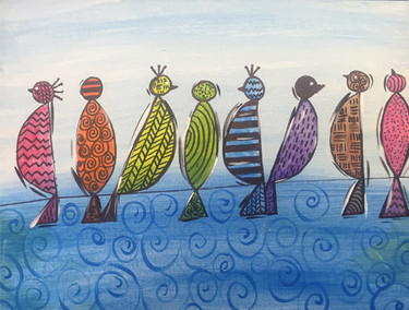 Doodle Birds