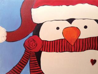 Brr Penguin