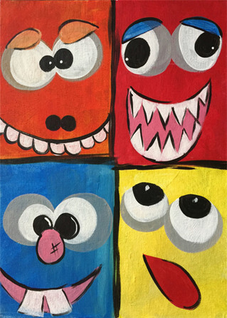 Monster Quartet