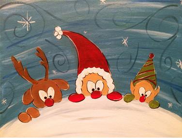 Christmas Buddies