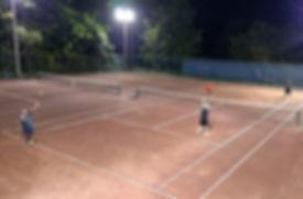 Monroe Tennis Club Clay Courts