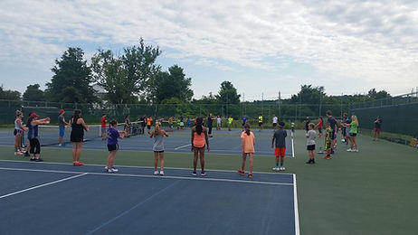Matchpoint Sports Outdoor Courts