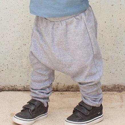 מכנס בגזרת גטקס - פסים ג'ינס