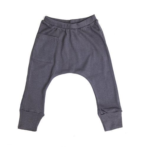 מכנס גטקס אפור פלדה