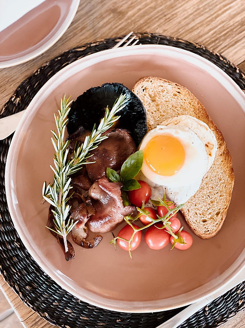 Brekky for 2 @ Lessismore Farmhouse GLAMPING GUESTS ONLY